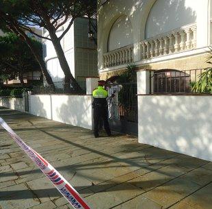 Posen més policies a investigar el crim de Jordi Comas