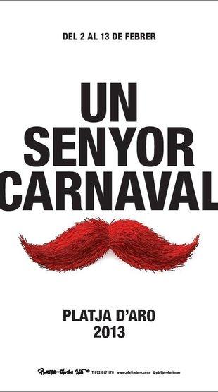 La 36a edició del carnaval de Platja d'Aro ja té cartell