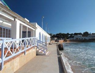 Sant Feliu demana que Costes preservi La Taverna del Mar
