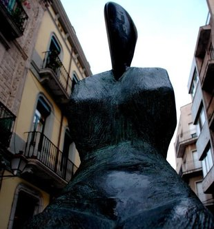 El misteri de l'estàtua