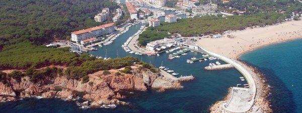 Platja d'Aro planifica un nou port amb 350 amarratges i 400 habitatges