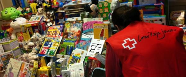 Creu Roja Joventut reparteix 12.000 joguines a la demarcació