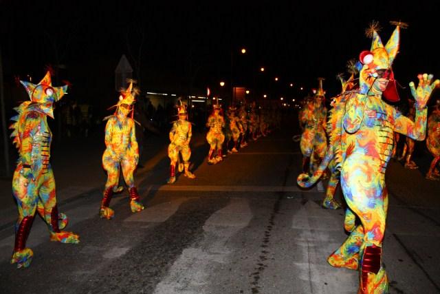 La Rua del Divendres farà desfilar enguany unes 3500 persones