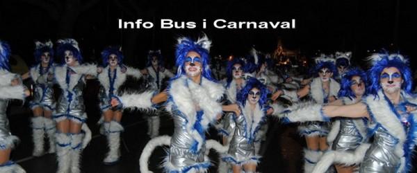 Montdela rues i actes Carnaval