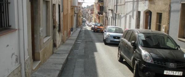 Veïns de carrer Girona demanen millores