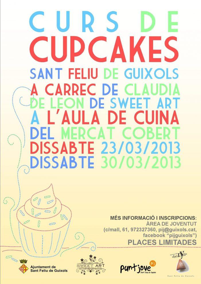 El Punt Jove organitza la segona edició del curs de cupcakes