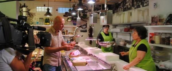 Sant Feliu present a la televisió d'Holanda