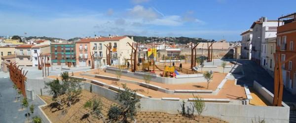 La plaça del Puig oberta als ciutadans