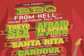La Sala TZVR celebra el 1er aniversari amb la 3a edició de la BBQ from Hell