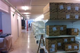 L´empresa de distribució de material sanitari Calygas obre punt de venda a la ciutat
