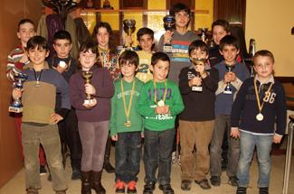 Segona i última jornada del Campionat Comarcal Escolar al Club Guixolenc