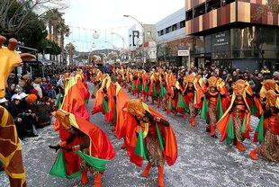 Platja d'Aro farà una altra rua de carnaval aquest juny