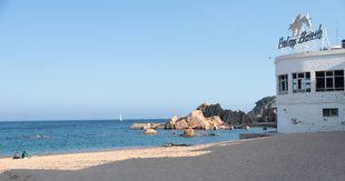 El litoral de Sant Feliu estrenarà un carril per a nedadors aquest estiu
