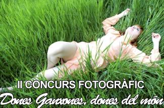 2a edició del concurs de fotografia: Dones ganxones, dones del món 2013