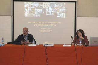 Conferència L'àmbit domèstic a l'Edat Mitjana, un espai de cura que cal reivindicar