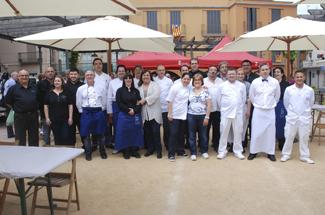 Nova edició de la campanya gastronòmica Peix Blau Ganxó