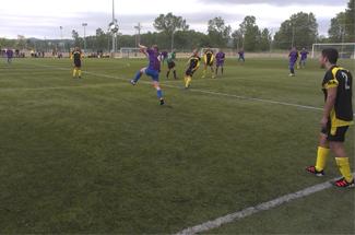 4a CATALANA – Nova victòria del filial ganxó SPORTING VIDRERENCA B, 0 – A.D.GUÍXOLS B, 2