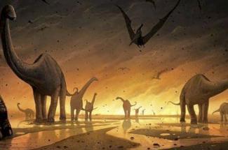 Dinosaures, volcans i meteòrits: Segona conferència del cicle Científics Ganxons