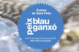 Presentació de la campanya gastronòmica del Peix Blau Ganxó