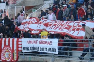 Tot a punt per la 1a Trobada de Penyes del Girona FC a la ciutat