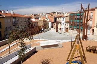 Inauguració de la nova Plaça del Puig