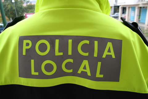 Un policia local perd l'arma en un servei