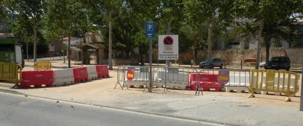 L'Horta d'en Palahí deixa de ser aparcament municipal