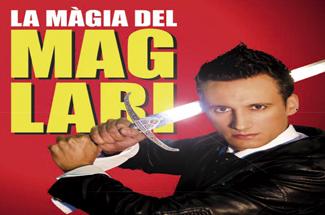 Guíxols Escena, porta la màgia del Mag Lari al Teatre Municipal