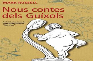 """Presentació del llibre """"Nous contes dels Guíxols… no aptes pels menors de 17 anys"""" a la Biblioteca"""