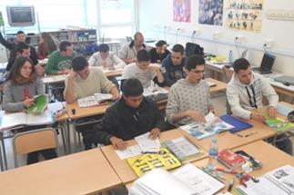 Expedició de joves ganxons per estudiar FP a Alemanya