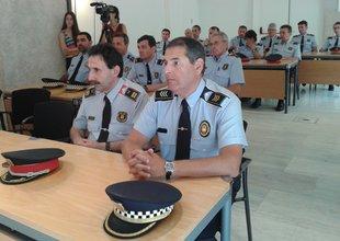 Totes les policies locals de Girona seran a la xarxa Rescat a finals del 2013