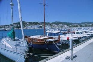Una entitat vol salvar la nàutica popular a Sant Feliu