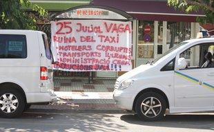 Castell-Platja d'Aro i s'Agaró quedarà demà sense taxis tot el dia
