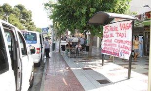 Els taxistes de Platja d'Aro no faran vaga avui