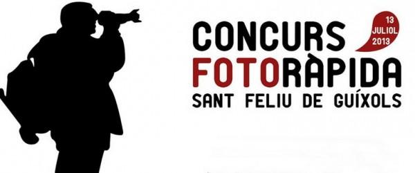 Concurs de Fotografia Ràpida de SFG