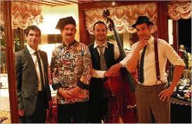 Cuina i música dels Estats Units a Platja d´Aro