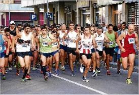 Més de 600 corredors de totes les edats en la 27a Cursa Popular de Santa Cristina