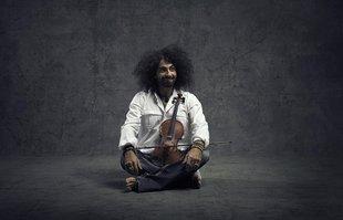 Ara Malikian inaugura el festival de Santa Cristina amb un concert de 'Colors'