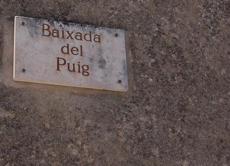 Sant Feliu elabora un pla de dinamització econòmica per al barri del Puig