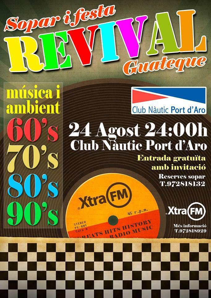 3ª  FESTA REVIVAL  XTRA FM