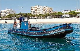 Platja d´Aro destina 725.000 € al programa de gestió de platges
