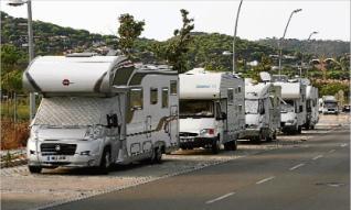 Platja d´Aro destina als turismes l´aparcament creat per a autocaravanes