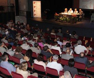 Debat d'inspecció d'educació, a Sant Feliu
