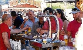 Clou la Festa de la Cervesa de Platja d´Aro
