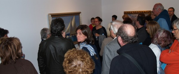 Èxit de visitants a la segona edició de l'exposició de l'Espai Carmen Thyssen
