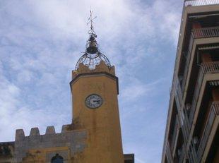 El rellotge de Sant Feliu torna a funcionar