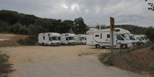 El pàrquing de caravanes de Sant Feliu serà de pagament