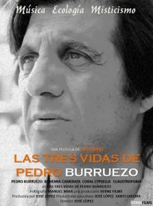 """PREESTRENEN """"LAS 3 VIDAS DE PEDRO BURRUEZO"""""""
