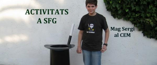 DIVERSES ACTIVITATS D'INTERÈS A SFG