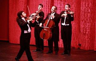 Ara Malikian, Moncho i Pep Cruz actuaran al Flamingo